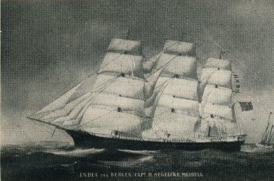 Skibsreder Morten T.S Beyer