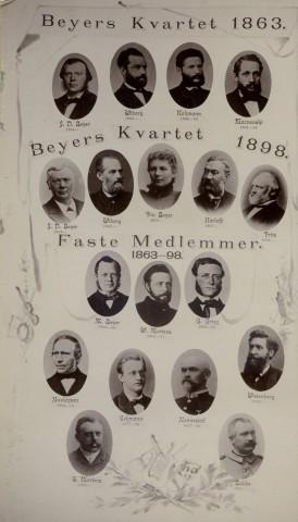 Den Beyerske Kvartet
