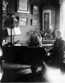 Komponisten Georg Washington Magnus 1863 - 1917