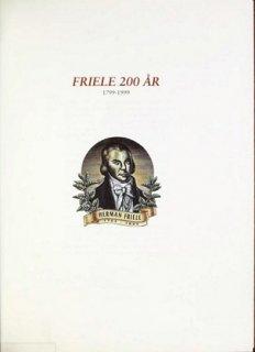 Friele 200 år : 1799-1999