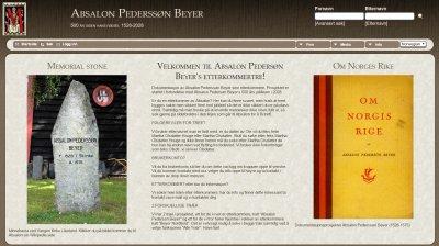 Absalon Pedersson Beyer